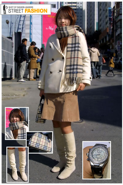 Korean Fashion Street Wear November 2006