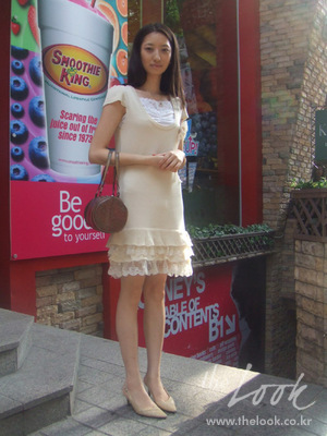 Korean Fashion Street Wear August 2007