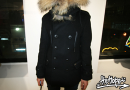 Korean Fashion Street Wear November 2008