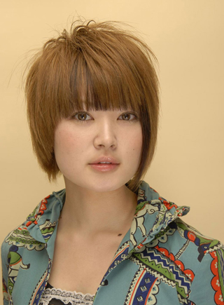 Cool Female Asian Hair Styles