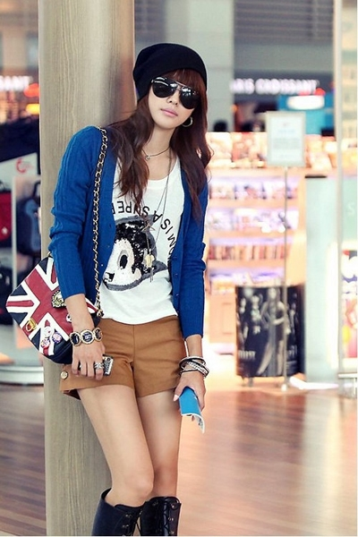 Korean Fashion Streetwear - Korean Sunglasses