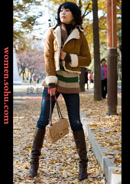 Winter Korean Fashion