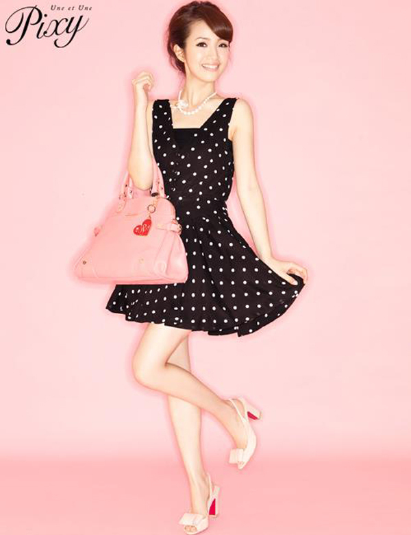 Ariel Lin Fashion Pictures For Pixy Bags | Asian Fashion