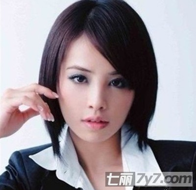 Asian Women Short Hairstyles