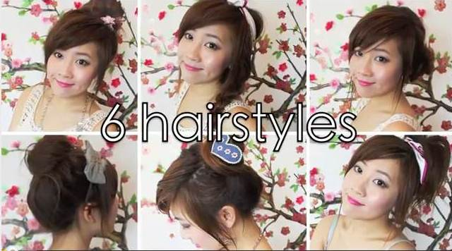 Asian Hairstyling