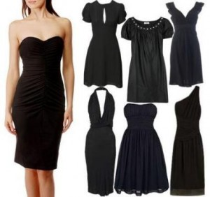 How To Wear The The Little Black Dress