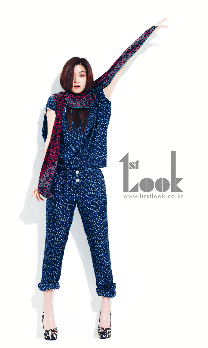 Jun Ji Hyun Fashion Style