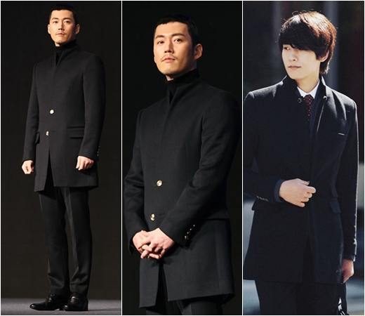 Jang Hyuk Korean Fashion