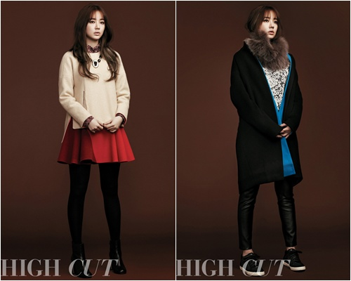 Yoon Eun Hye Korean Fashion
