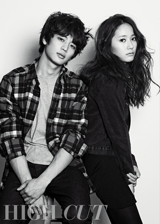 Minho Krystal Korean Fashion
