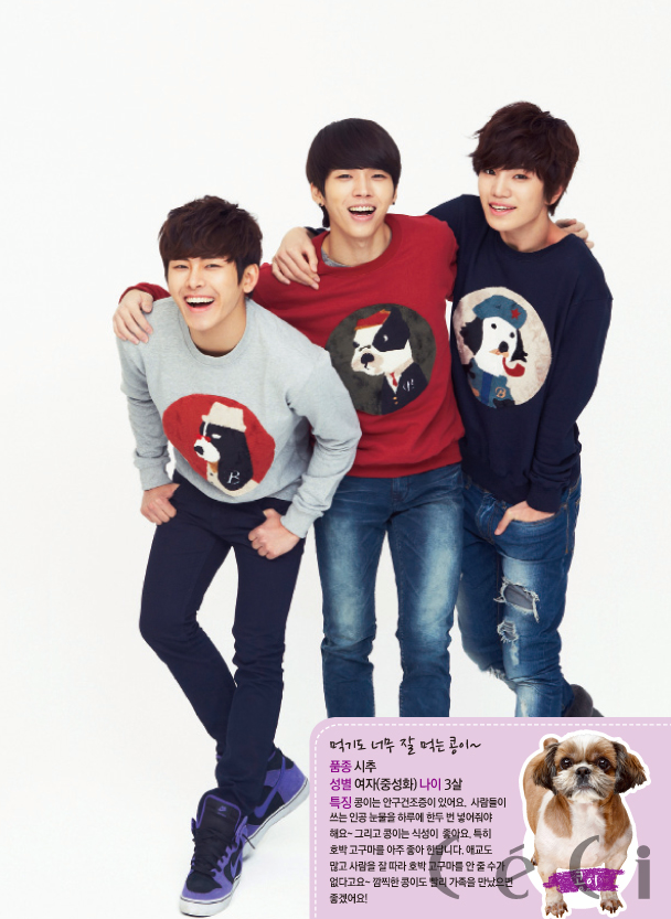 Infinite Kpop Boy Band Korean Fashion Online