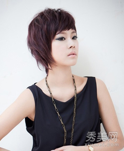 Asian Women Hairstyles