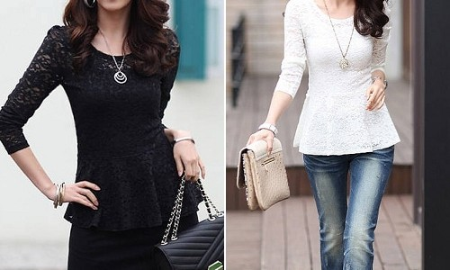 how-to-wear-peplum-tops