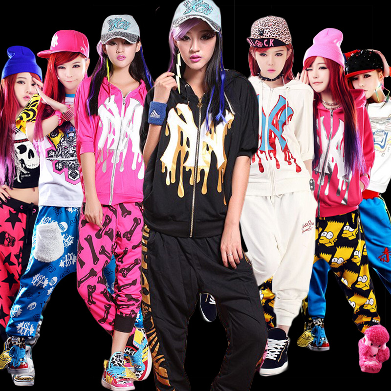 Hip Hop Fashion For Ladies