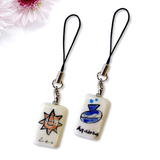 Korean Fashion Cell Phone Charms