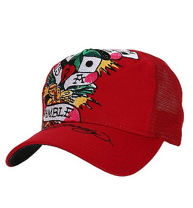 Korean Fashion Caps With Tattoo Art