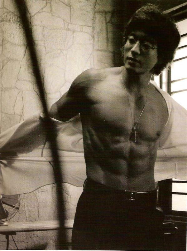 Korean Actor Bae Yong Joon