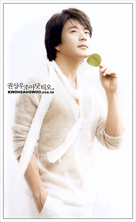Korean Actor Kwon Sang Woo