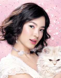 Korean Actress Song Hae Gyo