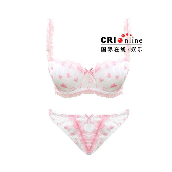 Korean Lingerie Fashion