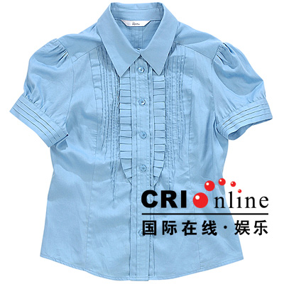 Korean Fashion Clothing Blouses