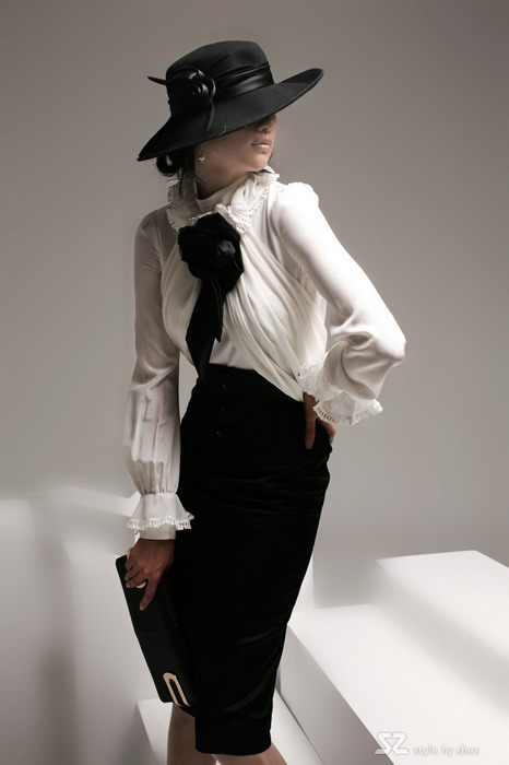 Korean Fashion Victorian Fashion Style