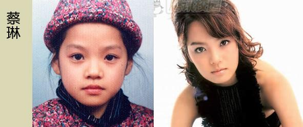 Korean Celebrities Korean Plastic Surgery - Chae Rim