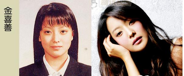 Korean Celebrities Korean Plastic Surgery - Kim Hee Sun