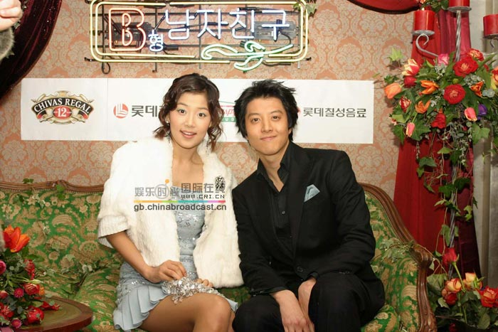 Korean Celebrity Couples - Han Ji Hye & Lee Dong Gun | Korean Entertainment News | Korean Fashion