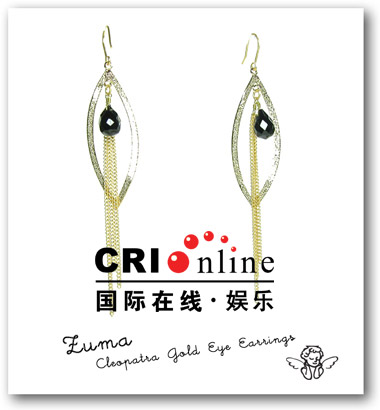 Pretty Korean Jewelry Drop Earrings