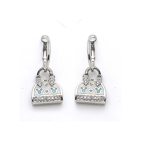 Korean Jewelry With Bag Charms