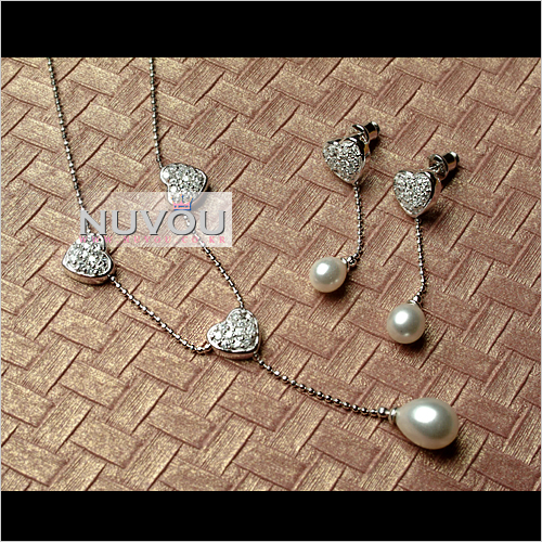 Elegant Korean Jewelry Set
