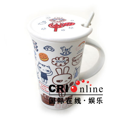 Korean Cartoon Cute Cups | Korean Fashion Lifestyle Items