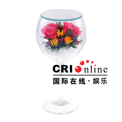 Korean Flower Glasses Decoration | Korean Fashion Lifestyle Items