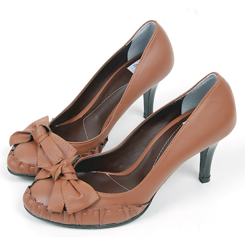 Korean Fashion Shoes| Womens Round Toes Pump Shoes