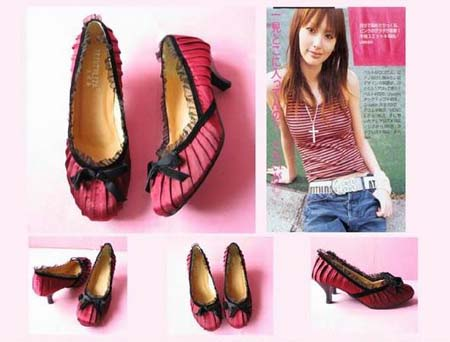 Korean Fashion Shoes | Womens Pump Shoes