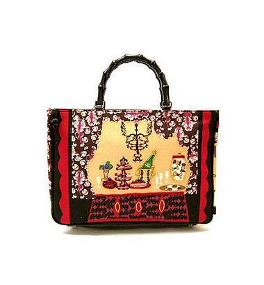 Korean Fashion Bags | Beautiful Embroidered Bags